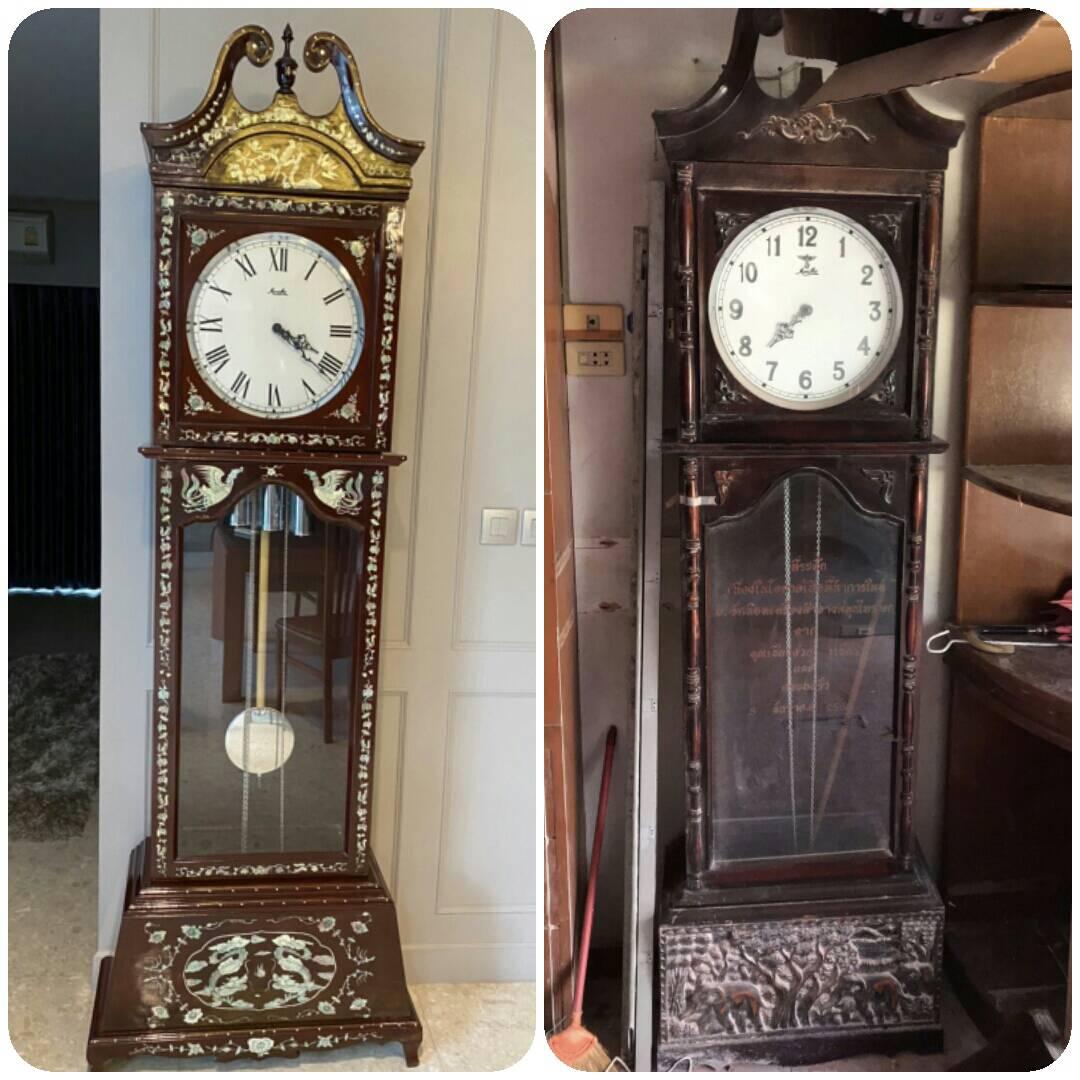รับซื้อนาฬิกาตั้งพื้นเก่า นาฬิกาตู้มุกเก่า รับซื้อนาฬิกาตู้เก่าเสีย สอบถามการซื้อขายนาฬิกาตั้งพื้น